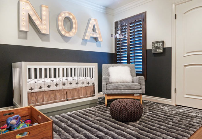 Look cool pour chambre bebe