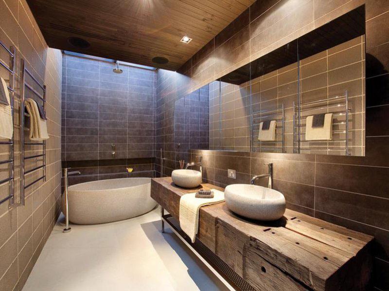 Salle de bain style et design
