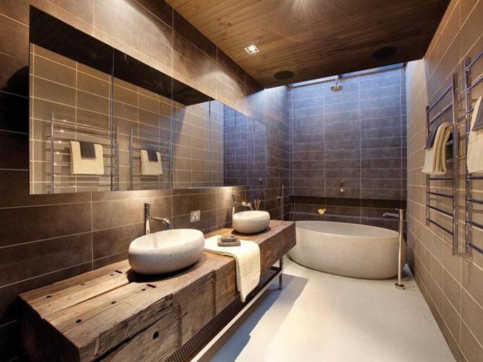 Salle de bain moderne - 10 belles réalisations - Envie Déco