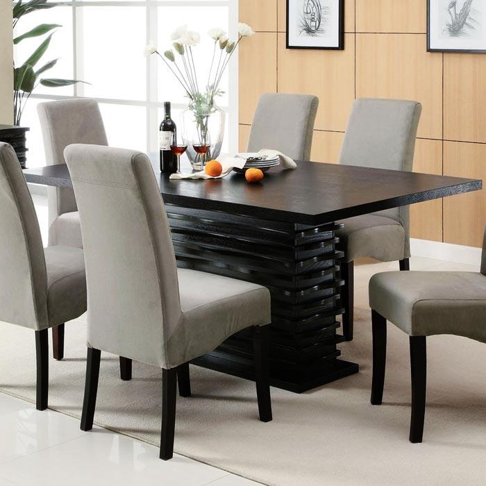 Salle a manger moderne table design