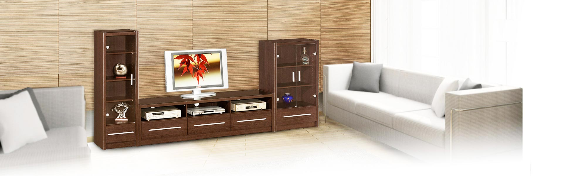 comment choisir son meuble tv envie d co. Black Bedroom Furniture Sets. Home Design Ideas
