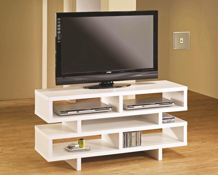 Meuble tv bois moderne